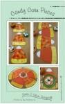 Candy Corn Pieces by Susie C Shore Designs