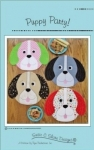 Puppy Party by Susie C Shore Designs