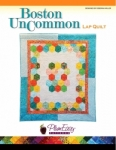 Boston UnCommon Lap Quilt by Plum Easy Patterns