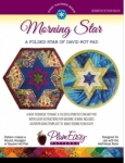 Morning Star Hot Pad Pattern by Plum Easy