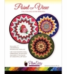 Point of View 17 in Folded Star Wreath by Plum Easy Patterns