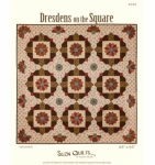 Dresdens on the Square by Suzn Quilts