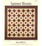 Summer Blooms by Suzn Quilts