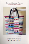 Scrap Happy Purse Pattern by Crazy Mom Quilts