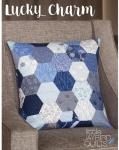 Lucky Charm Pillow by Jaybird Quilts