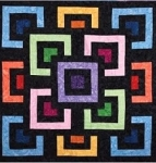 Cut Loose Press - Block-A-Bye Quilt Pattern