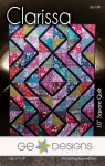 Clarissa Quilt Pattern by GE Designs