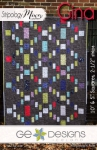 Gina Quilt Pattern by GE Designs