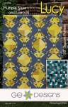 Lucy Quilt Pattern by GE Designs