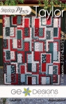 Taylor Quilt Pattern by GE Designs