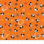 CAMELOT - Mickey Mouse - Oh Boy Ships Wheel Orange - #2330-