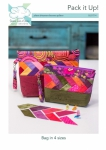 Pack it Up Pouch Pattern by Kate Colleran