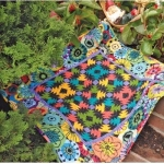 Cut Loose Press - Petite Pineapple Garden Quilt Pattern