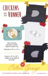 Chickens on the Runner Pattern by Cotton Ginnys