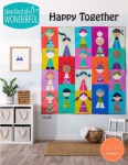 Happy Together Quilt Pattern by Sew Kind of Wonderful
