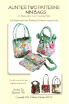 Mini Bags by Aunties Two Patterns