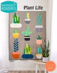 Plant Life Quilt Pattern by Sew Kind of Wonderful