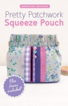 Pretty Patchwork Squeeze Pouch Pattern & Frame by Zakka Workshop