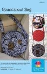 Roundabout Bag Pattern by PoorHouse Quilt Designs