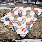 Cut Loose Press - Love On the Rocks Quilt Pattern