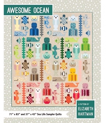 Awesome Ocean by Elizabeth Hartman