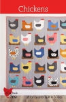 Chickens Quilt Pattern by Cluck Cluck Sew