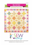 Bloom Quilt Pattern by Michelle Renee Hiatt Sew on the go