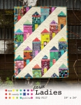 Fierce Ladies Pattern by Eye Candy Quilts