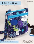 Lexi Carryall Pattern Booklet by Lazy Girl Designs
