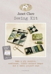 Sewing Kit Pattern by Janet Clare