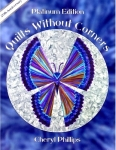 20th Anniversary Quilts Without Corners Platinum Edition  Booklet - Phillips Fiber Art