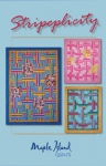 Maple Island Quilts: Stripeplicity Quilt Pattern