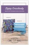 Zippy Crossbody Bags Pattern by Sallie Tomato