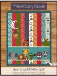 Moon and Back Critter Quilt Pattern by The Whole Country Caboodle