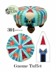Gnome Tuffet Pattern by Bella Nonna