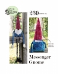 Messenger Gnome Pattern by Bella Nonna