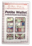 Clearance - Pat-E-Patterns Petite Wallet