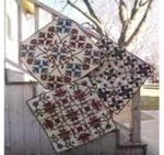 Snuggles Quilts - Scrappy Garden, Too!