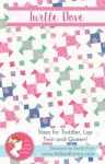 Turtle Dove Quilt Pattern by It's Sew Emma