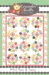 Plain & Fancy Quilt Pattern by Coriander Quilts
