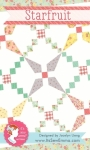 Star Fruit Quilt Pattern by It