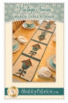 Vintage Series Table Runner - March