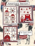 Americana Banners Pattern by Coach House Designs/ Land That I Love