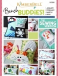 Kimberbell Bench Buddies Series Jan-Feb-Mar-April Sewing Version KD190