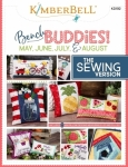 Kimberbell Bench Buddies Series May-June-July-August Sewing Version KD192