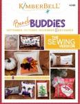 Kimberbell Bench Buddies Series Sept - Oct - Nov - December Sewing Version KD193