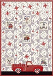 Cruisin Pattern by Coach House Designs/Land That I Love