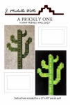 A Prickly One Quilt Pattern by J. Michelle Watts