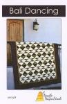 Bali Dancing Quilt Pattern