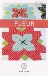 Fleur (Queen) Quilt Pattern